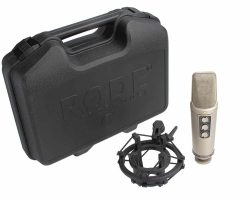 """RODE NT-2000 Seamlessly Variable Dual 1"""" Condenser Microphone"""