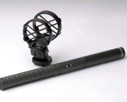 RODE NTG2 Multi-Powered Shotgun Microphone Two step High Pass Filter (Flat/80Hz)