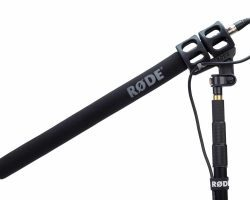 RODE NTG8 RF-bias Long Shotgun Microphone Natural sounding audio both on and off-axis