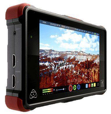 Atomos Ninja Flame 7-inch 4K/HDMI Recording Monitor (Travel Case)