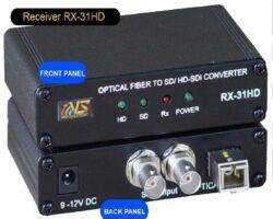 Video Solutions HD SDI Over Fiber Optic Extender