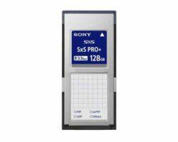 Sony SBP-128D SxS PRO+ D Series 128GB Memory Card