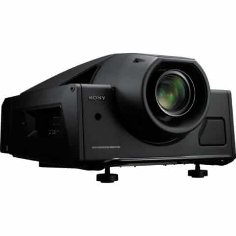 Sony SRX-T105 ultra-high 4K resolution and 5500 lumens Large Venue Installation Projector