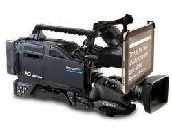 Autocue SSP iPad Straight-Read Teleprompter Package