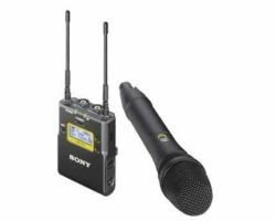 Sony UWP-D12 wireless microphone
