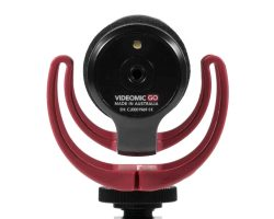 Rode VideoMic Go Lightweight On-Camera Microphone No battery required
