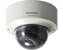 Panasonic WV-S2211L i-PRO Extreme - HD Vandal Resistant Dome Network Camera