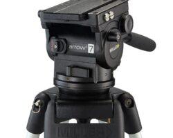 Miller 1076 Arrowx 7 Fluid Head Heavy Duty Performer