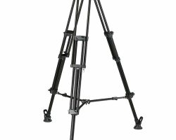Miller 402 Toggle 100mm 2 Stage Alloy Tripod