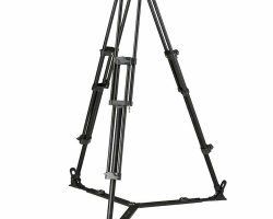 Miller 402G Toggle 100mm 2 Stage Alloy Tripod