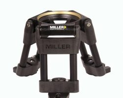 Miller 466 100 Hi Hat with 150mm ultra low bowl height
