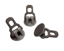 Miller 550 Rubber Feet set of 3 to suit Toggle LW and Toggle 2-stage Tripods