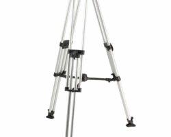 Miller 943 HD 150mm Single Stage Alloy Tripod