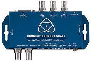 Atomos Connect Convert Scale Analog to SDI/HDMI