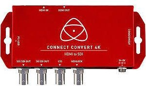 Atomos Connect Convert 4K HDMI to SDI with Scale or Overlay