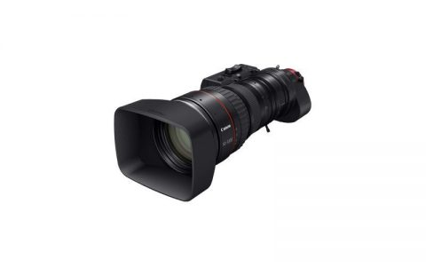 Canon CN20x50 IAS H P1 4K resolution Ultra Telephoto Lens