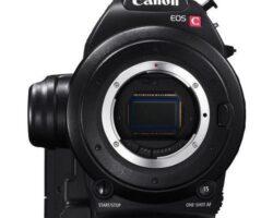 Canon EOS C100 DAF HD Cinema Camera