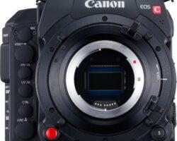 Canon EOS C700 4K