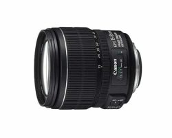 Canon EF-S15-85mm f/3.5-5.6 IS USM High-performance zoom lens