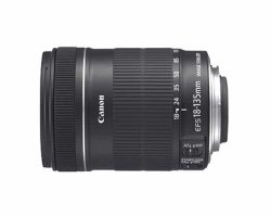 Canon EF-S18-135mm f/3.5-5.6 IS Excellent zoom performance lens
