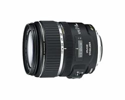 Canon EF-S17-85mm f/4-5.6 IS zoom lens With ring USM motor