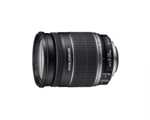 Canon EF-S18-200mm f/3.5-5.6 IS 11x Super Zoom Lens