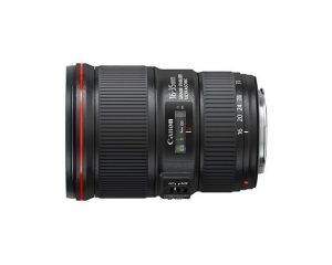 Canon EF16-35mm f/4L IS USM Super Wide-angle Zoom Lens