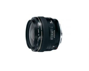 Canon EF28mm f/1.8 USM Bright and Large-diameter Prime Lens