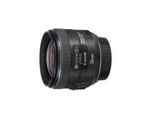 Canon EF35mm f/2 IS USM Wide-angle Prime Lens