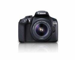 Canon EOS 1300D Kit (EF S18-55 IS II) 18 Megapixel DSLR Camera