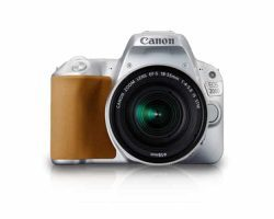 Canon EOS 200D Kit (EF-S18-55 IS STM) Compact and Lightweight DSLR Camera