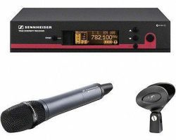 Sennheiser ew 165 G3 Wireless microphone