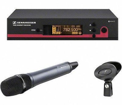 Sennheiser ew 165 G3 Wireless microphone