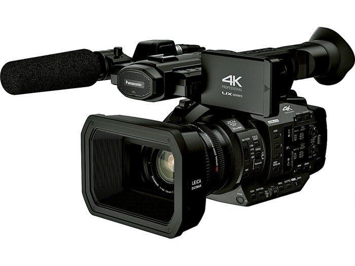 Panasonic AG-UX180 4K