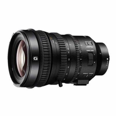 Sony E PZ 18-110mm F4 G OSS Zoom Lens