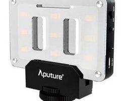 Aputure Amaran AL-M9 Pocket-sized LED Light Chraged via USB