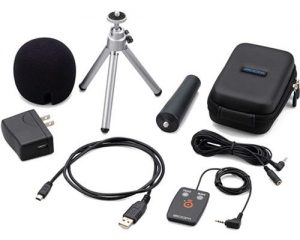 ZOOM APH-2n Q2n Handy Recorder Accessory Package