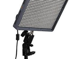 Aputure HR-672 Remote Controlled LED Video Light