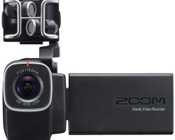 Zoom Q8 High-Definition Video / Four Track Audio Recorder