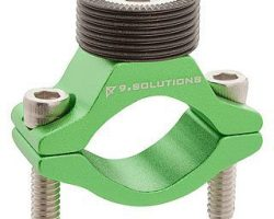 9.Soluions Quick Mount Receiver to Handle Bar