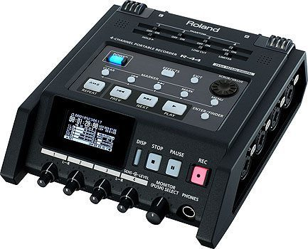 Roland R-44 Portable Recorder