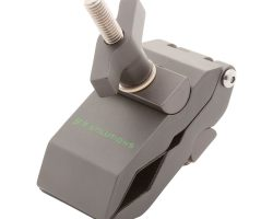 9.Soluions Python Clamp with 3/8″ Male Thread