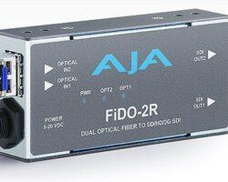 AJA FiDO-2R