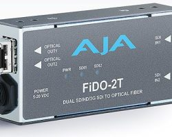 AJA FiDO-2T-MM