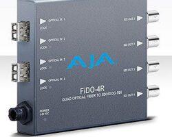 AJA FiDO-4R