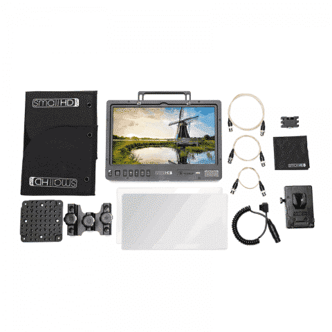 SmallHD 1303 HDR V-Mount Kit
