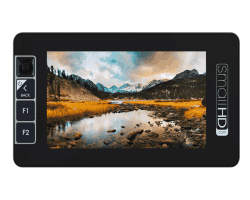 SmallHD 503 UltraBright Gold Mount Kit
