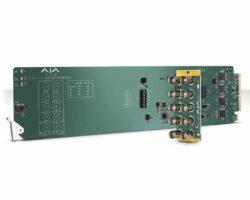 AJA OG-3G-AM OpenGear 3G-SDI AES Embedder