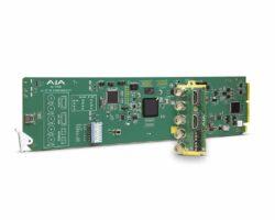 AJA OG-4K2HD OpenGear Down-Converter