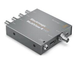 Blackmagic MultiView 4 HD Monitor